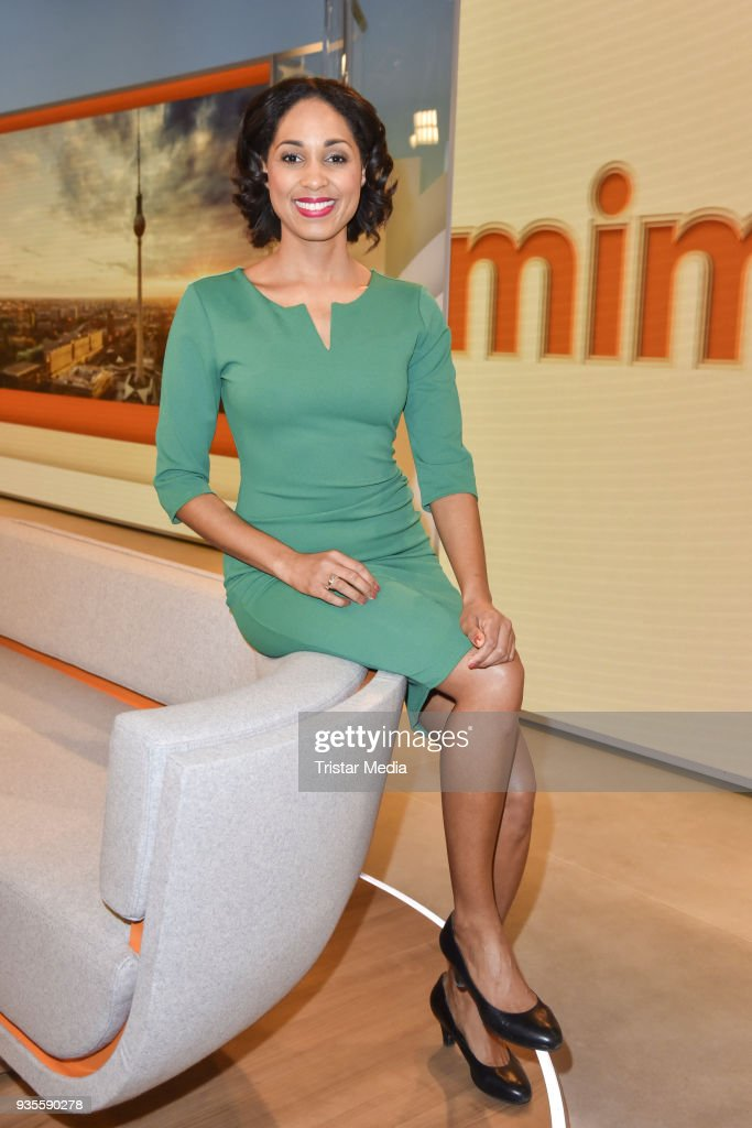 ZDF Mittagsmagazin Photo Call In Berlin