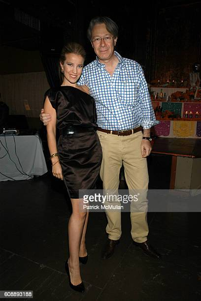 Jana Pasquel and Julian Zugazagoitia attend Young International Circle Benefit and Party for EL MUSEO DEL BARRIO at The Angel Orensanz Foundation on...
