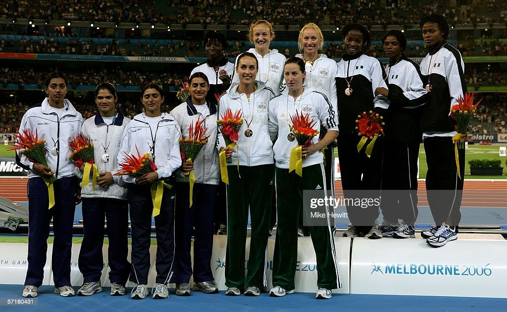 18th Commonwealth Games - Day 10: Athletics : News Photo