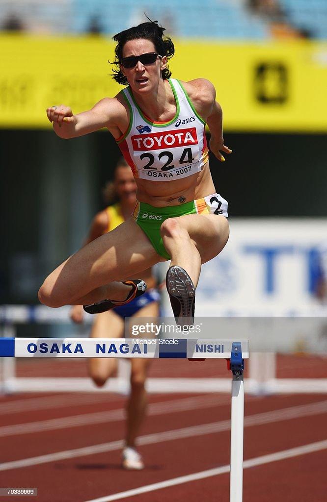 11th IAAF World Athletics Championships: Day Three : ニュース写真