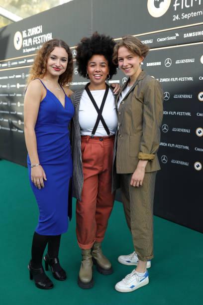 """CHE: """"Sami, Joe und ich"""" Photocall - 16th Zurich Film Festival"""