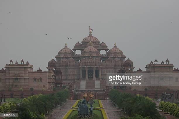 Janamashthami celebrations at Akshardham Temple New Delhi