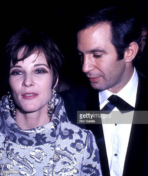 Jancie Rule and Ben Gazzara attend the opening party for Promises Promises on November 26 1968 at El Morocco in New York City