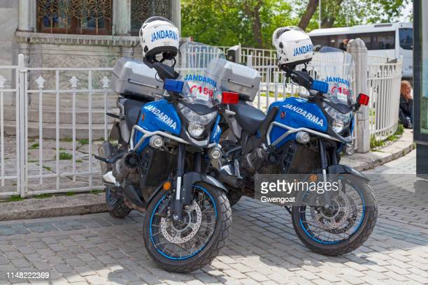 Jandarma motorcycles