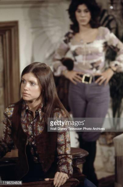 Jane Actman Kathleen Lloyd appearing in the ABC tv movie 'Sorority Kill'