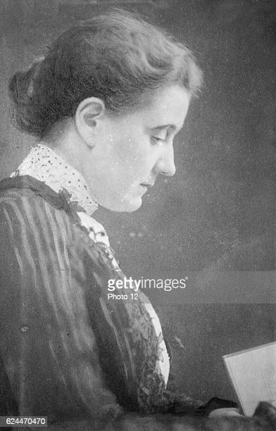 Jane Addams American social reformer and feminist born in Cedarville Illinois cowinner of the Nobel Peace Prize in 1931