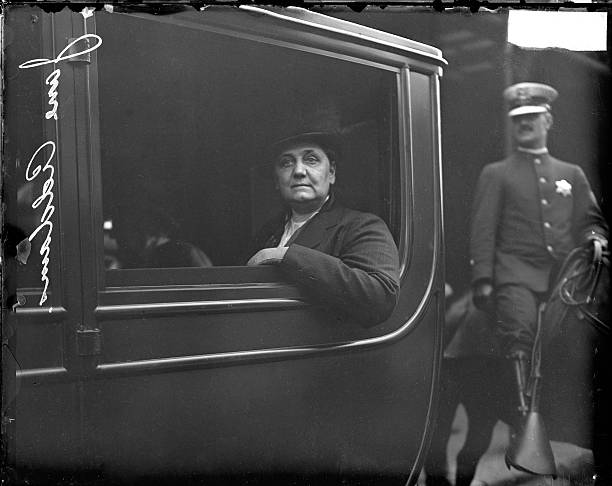 USA: 6th September 1860 - Jane Addams Is Born
