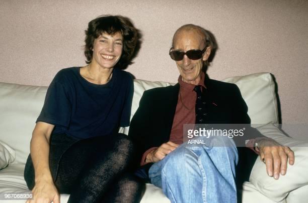 Jane and David Birkin