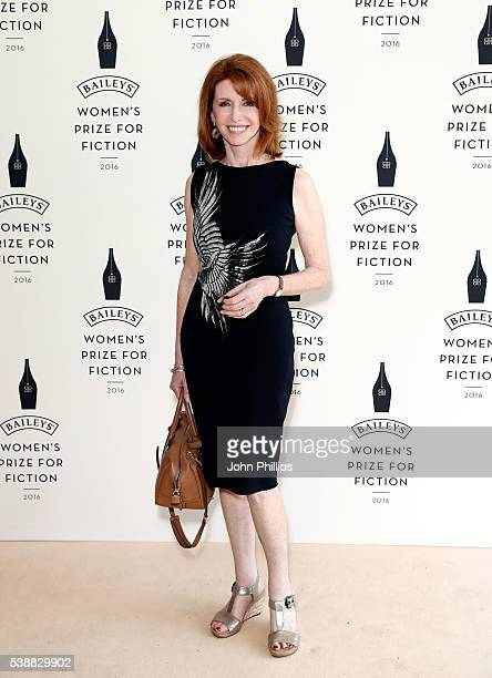 Jane Asher arrives to celebrate the 2016 Baileys Women's Prize for Fiction at the Royal Festival Hall on June 8, 2016 in London, England.