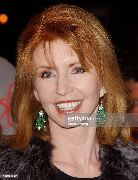 Jane Asher attends the Chicken Shed Theatre Great Ormond Street Hospital Peter Pan gala performance at the Albery Theatre St Martin's Lane on...