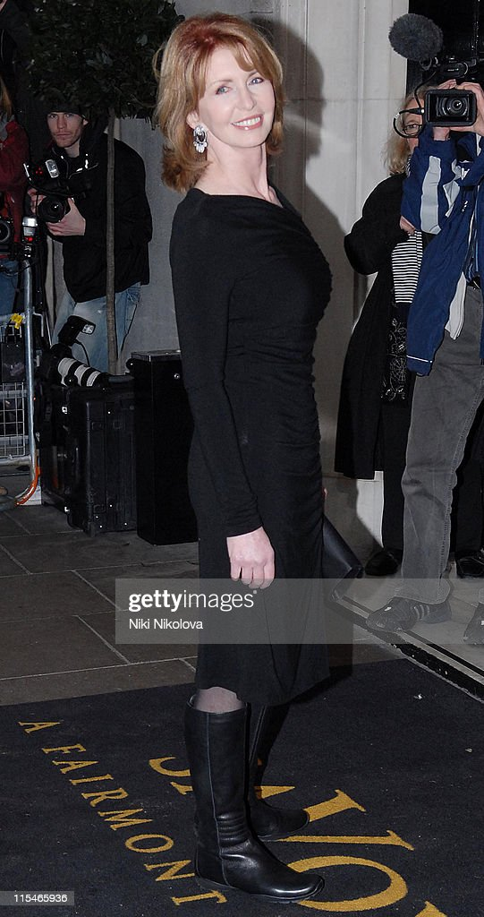 Jane Asher during Evening Standard Theatre Awards - Arrivals at The Savoy in London, Great Britain.