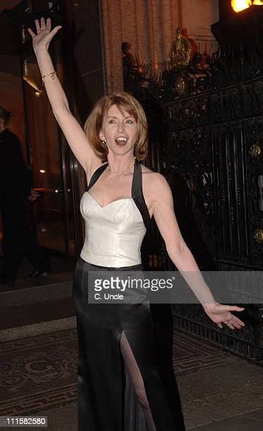 Jane Asher during Portrait Gala Celebrates the Gallery's 150th Anniversary Arrivals at National Portrait Gallery in London Great Britain