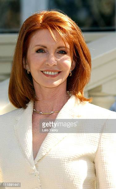 Jane Asher during Tirant lo Blanc Madrid Photocall at Ritz Hotel in Madrid Spain