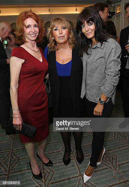 Jane Asher, Eve Pollard and Claudia Winkleman at the fourth annual Fortnum & Mason Food and Drink Awards.Hosted by Claudia Winkleman,the awards...