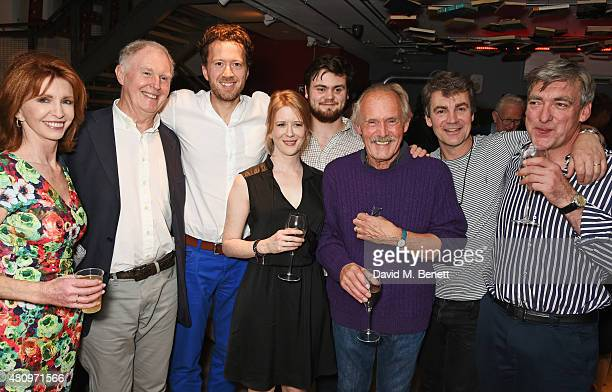 Jane Asher Tim PigottSmith Park Theatre artistic director Jez Bond Katie Scarfe Tom Hanson Clive Francis Alexander Hanson and Nick Sampson attend the...