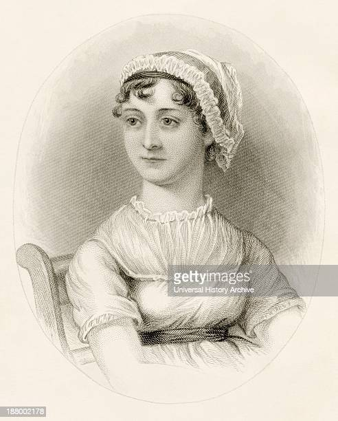 Jane Austen 1775 To 1817 English Novelist