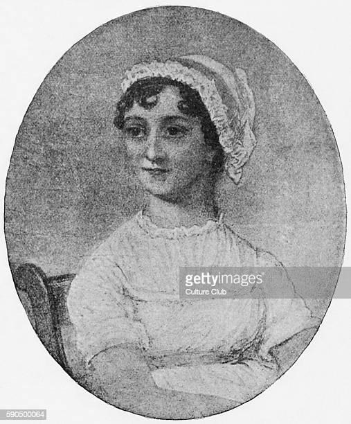 Jane Austen as a girl English novelist 16 December 1775 Ð 18 July 1817