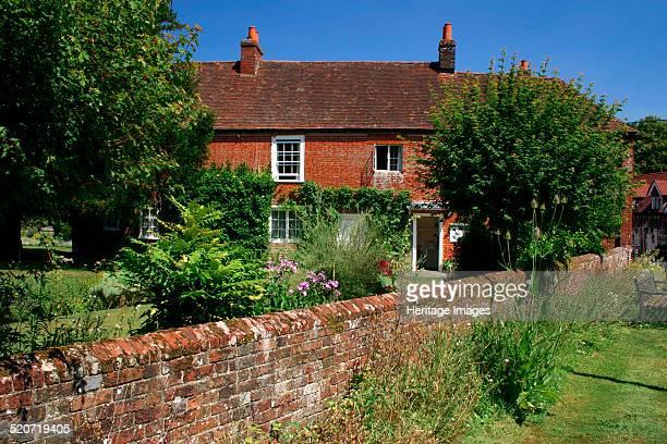 Jane Austen's House Hampshire England