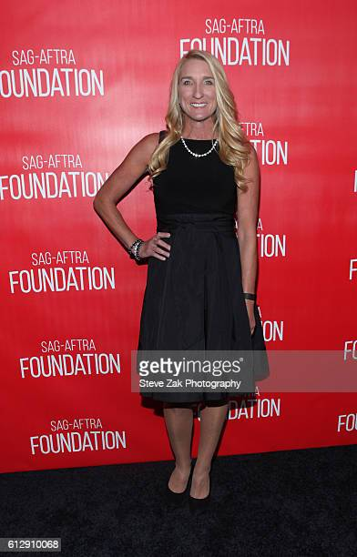 Jane Austin attends The Grand Opening Of SAG-AFTRA Foundation's Robin Williams Center at SAG-AFTRA Foundation Robin Williams Center on October 5,...