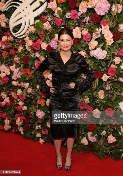 Jane Badler attends The American Theatre Wing's 2019 Gala at Cipriani 42nd Street on September 16 2019 in New York City