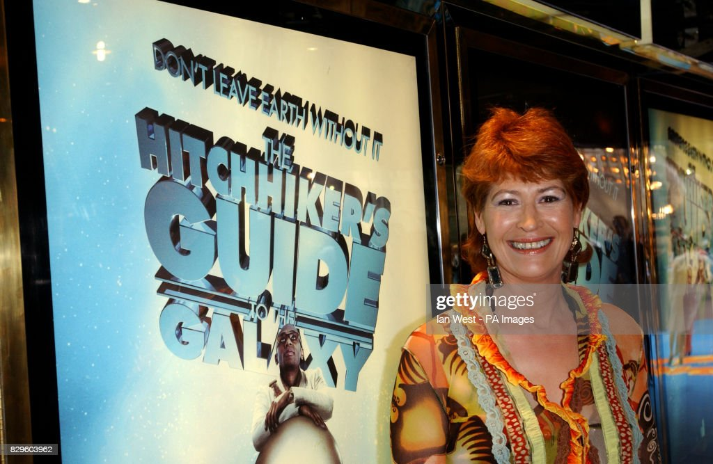 The Hitchhikers Guide to the Galaxy - World Premiere - UCI Empire - Leicester Square : News Photo