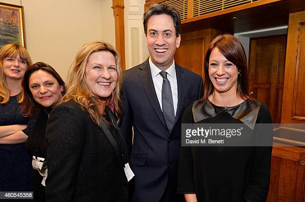 Jane Bruton EditorinChief at Grazia Magazine Ed Miliband and Gloria De Piero MP join stars of West End musical Made In Dagenham Grazia Magazine and...