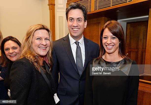 Jane Bruton EditorinChief at Grazia Magazine Ed Miliband and Gloria De Piero MP join stars of West End musical Made In Dagenham Grazia Magazine and...