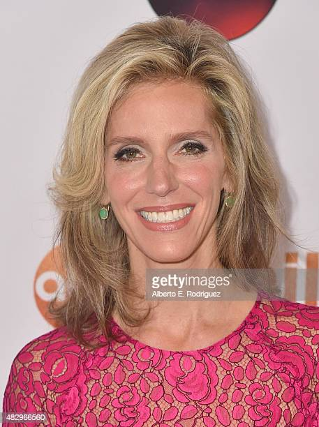 Jane Buckingham attends Disney ABC Television Group's 2015 TCA Summer Press Tour at the Beverly Hilton Hotel on August 4 2015 in Beverly Hills...