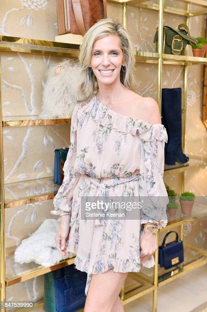 Jane Buckingham attends Glamour x Tory Burch Women To Watch Lunch on September 15 2017 in Beverly Hills California