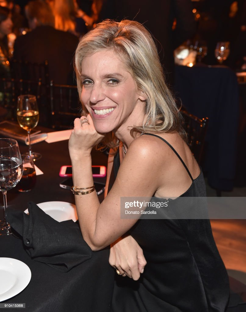 Learning Lab Ventures Gala in Partnership with NET-A-PORTER : News Photo