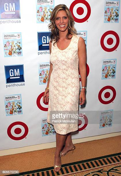 Jane Buckingham attends Target Celebrates Author Jane Buckingham's The Modern Girl's Guide to Motherhood at Regent Beverly Wilshire Hotel on May 3...