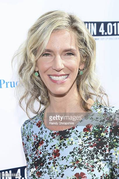 Jane Buckingham founder and president of Trendera attends GirlbossPrudential Brunch at NeueHouse Los Angeles on September 9 2016 in Hollywood...