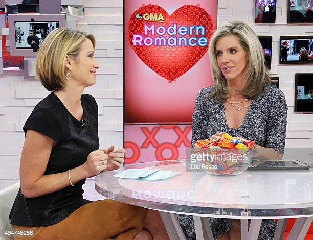 AMERICA Jane Buckingham is a guest on Good Morning America 10/27/15 airing on the Walt Disney Television via Getty Images Television Network