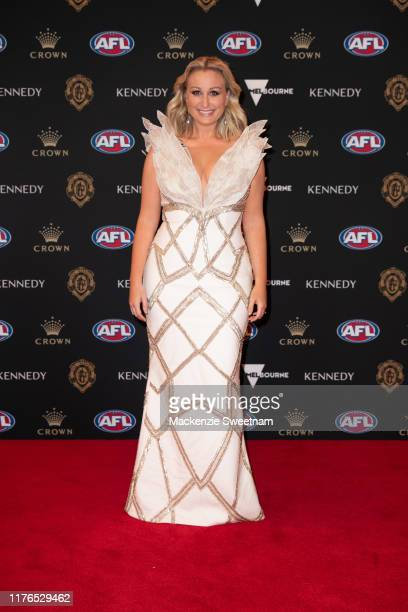 Jane Bunn attends the 2019 Brownlow Medal on September 23 2019 in Melbourne Australia