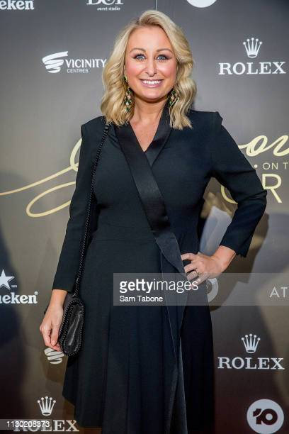 Jane Bunn attends the Glamour on the Grid party at Albert Park on March 13 2019 in Melbourne Australia