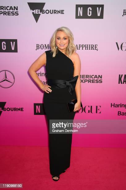 Jane Bunn attends the NGV Gala 2019 at the National Gallery of Victoria on November 30 2019 in Melbourne Australia