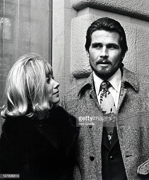 Jane Cameron Agee and James Brolin during James Brolin and Jane Cameron Agee at The Copacabana in New York City March 1 1971 at Copacabana in New...