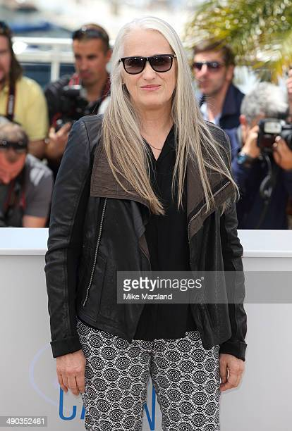 Jane Campion attends the Jury photocall at the 67th Annual Cannes Film Festival on May 14 2014 in Cannes France