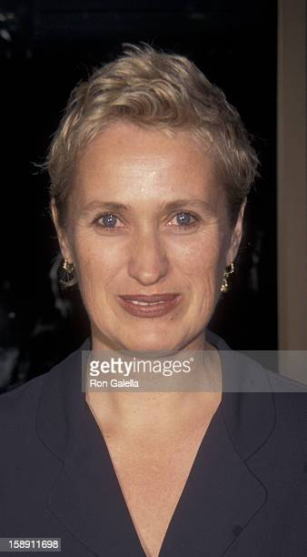 Jane Campion attends the screening of 'The Portrait of a Lady' on December 7 1996 at the Park Ave Raquet Club in New York City