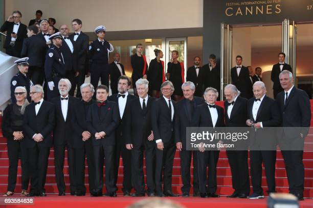 Jane Campion, Ken Loach, Michael Haneke, Costa-Gavras, Cristian Mungiu, Nanni Moretti, David Lynch, Bille August, Claude Lelouch, Roman Polanski,...