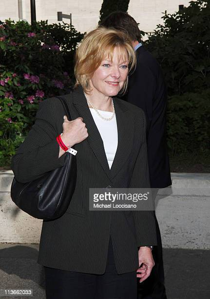 Jane Curtin during 2005/2006 ABC UpFront Arrivals at Lincoln Center in New York City New York United States