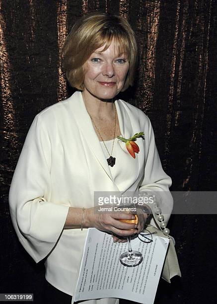 Jane Curtin during Symphony Space Gala Honoring Legends and Friends March 12 2007 at Mandarin Oriental Hotel in New York City New York United States