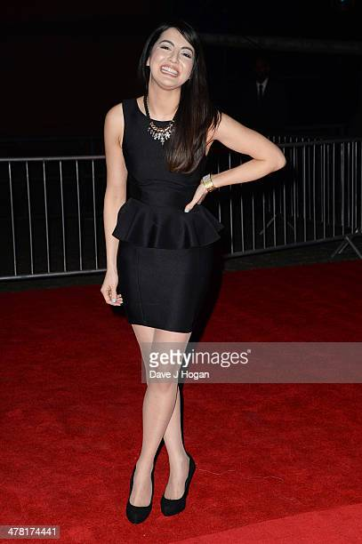 Jane Douglas attends the 2014 British Academy Games Awards at Tobacco Docks on March 12 2014 in London England