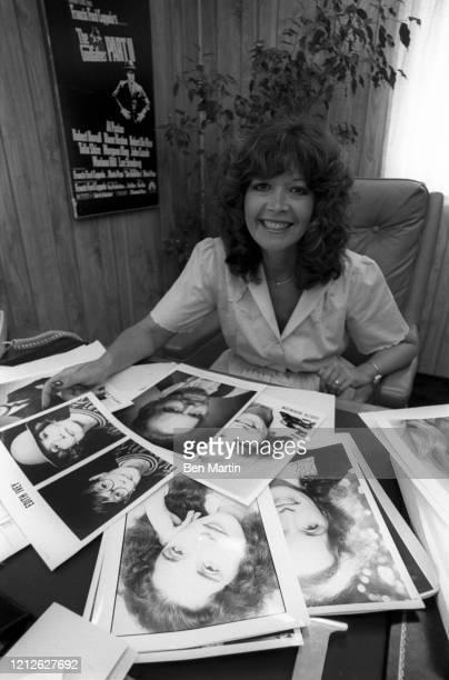 Jane Feinberg, Casting Directors at 20th Century Fox, July 30, 1980.