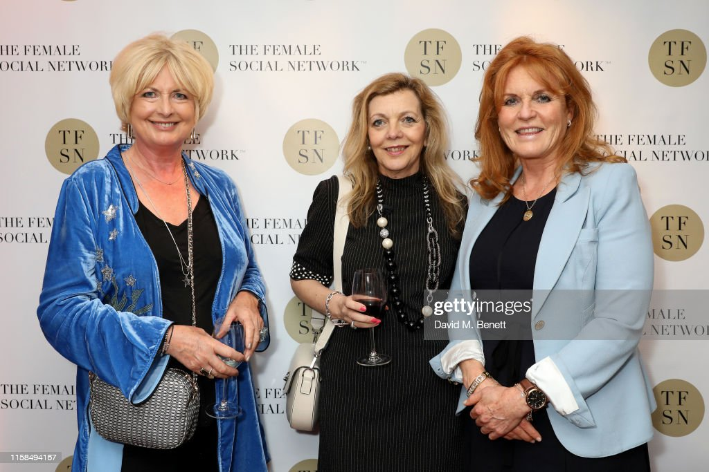 The Female Social Network UK Launch Event At The Ivy Club : News Photo