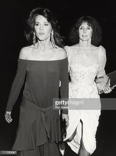 Jane Fonda and Shirlee Fonda during Opening of the American Ballet Theater Gala Party at American Ballet Theater/Beverly Wilshire Hotel in Beverly...