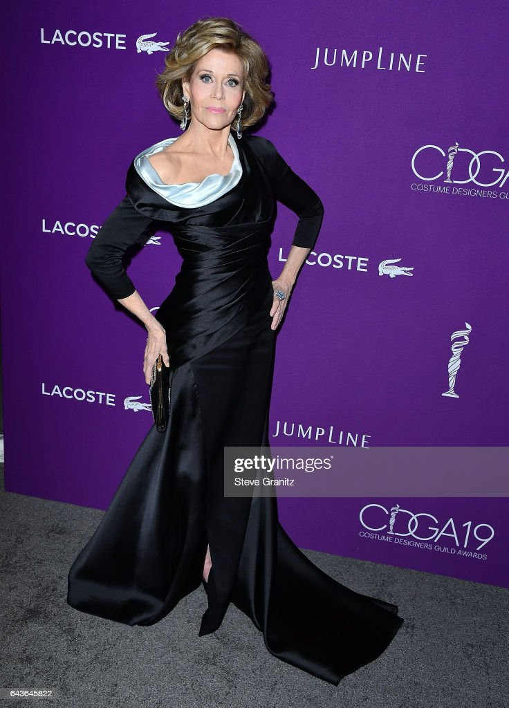 19th CDGA (Costume Designers Guild Awards) - Arrivals : News Photo