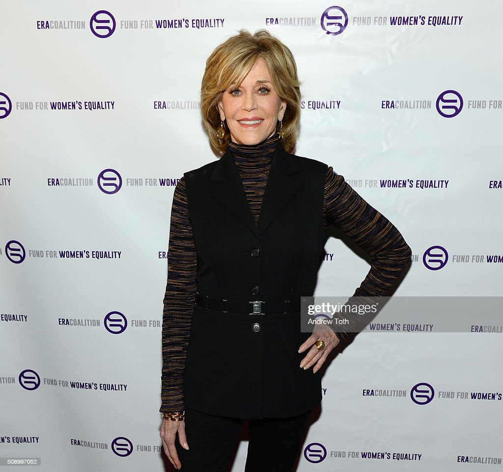 A Night Of Comedy With Jane Fonda: Fund For Women's Equality & The ERA Coalition