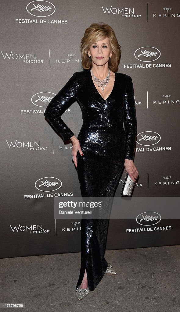 Kering Official Cannes Dinner - Arrivals - The 68th Annual Cannes Film Festival : News Photo