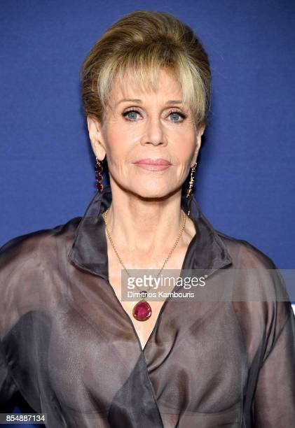 Jane Fonda attends the Netflix Hosts The New York Premiere Of 'Our Souls At Night' at The Museum of Modern Art on September 27 2017 in New York City